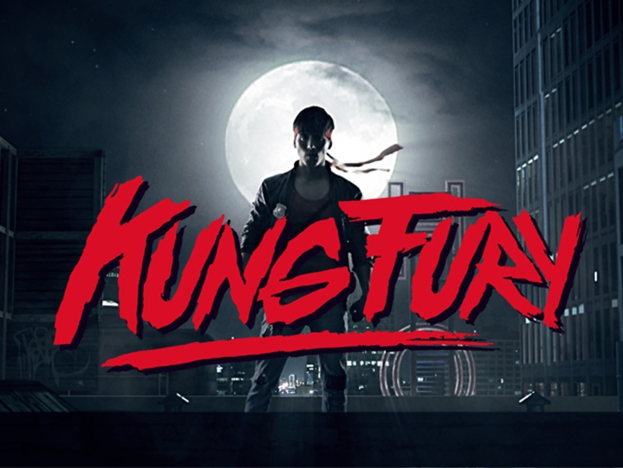 The legend was born, Kung Fury